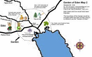 Four rivers of eden awakened 2 torah for Garden of eden rivers